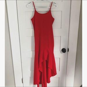 Red Slip dress 💃🏻